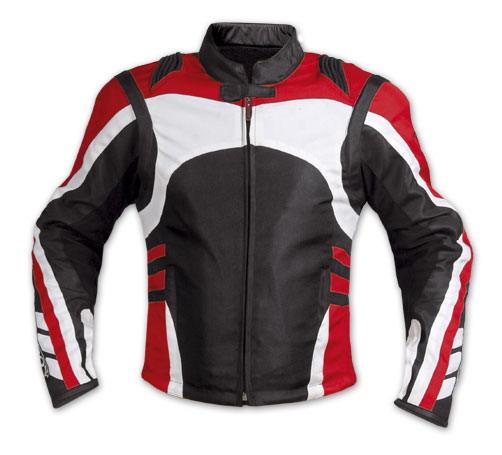 stylish color motorcycle leather jacket